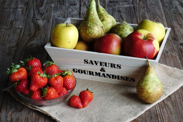 FRUITS AU ROND POINT FERMIER