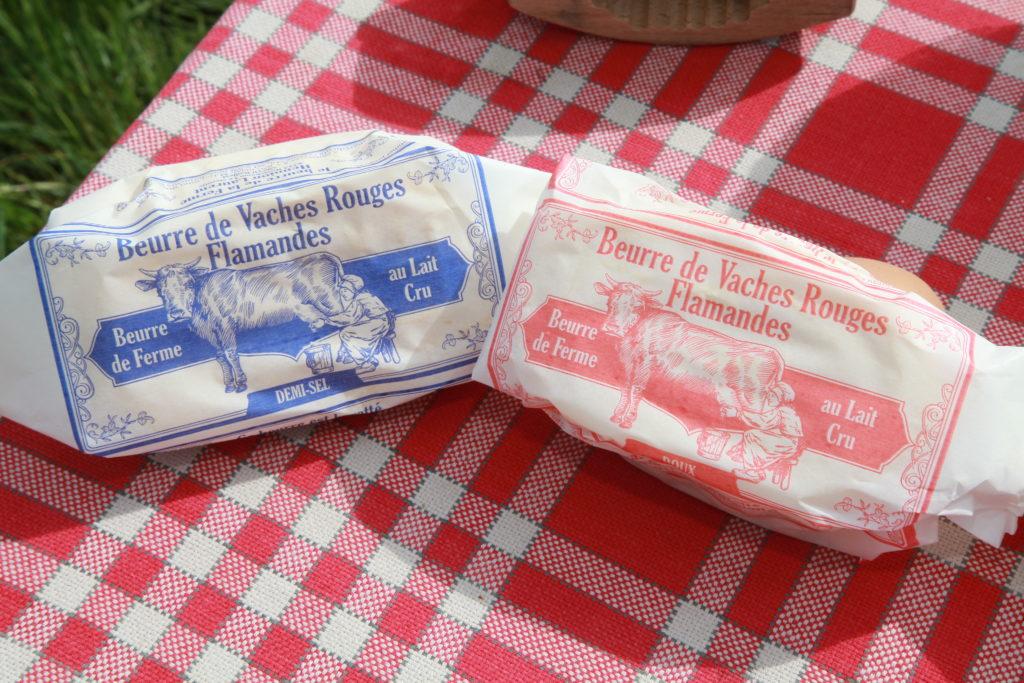 beurre de la ferme Hennion